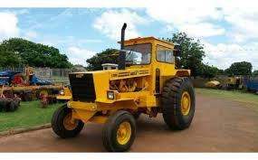 Bell 17-56 Tractor and Bell 1206 Tractor